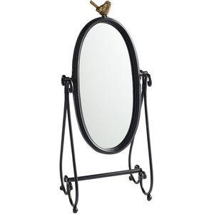 Pier 1 wrought iron table top mirror